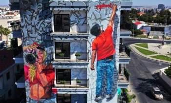 Larnaca Graffiti Hotel Announced