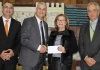 Hermes Airports handed over all proceeds collected from Christmas bazaars at Larnaka International Airport to the Cyprus Red Cross Society